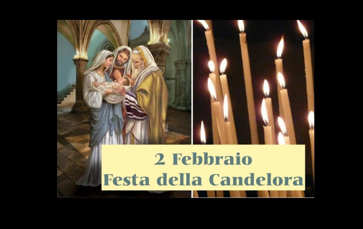 Oggi è la festa della Candelora