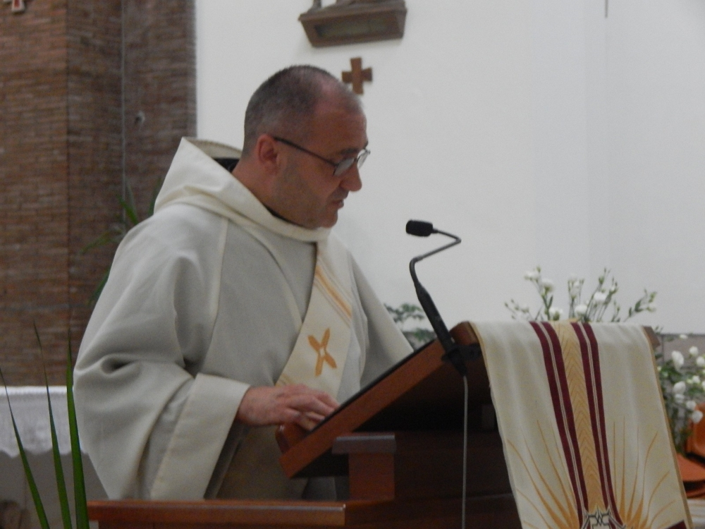 Fra Mario Panconi OFM in Toscana….