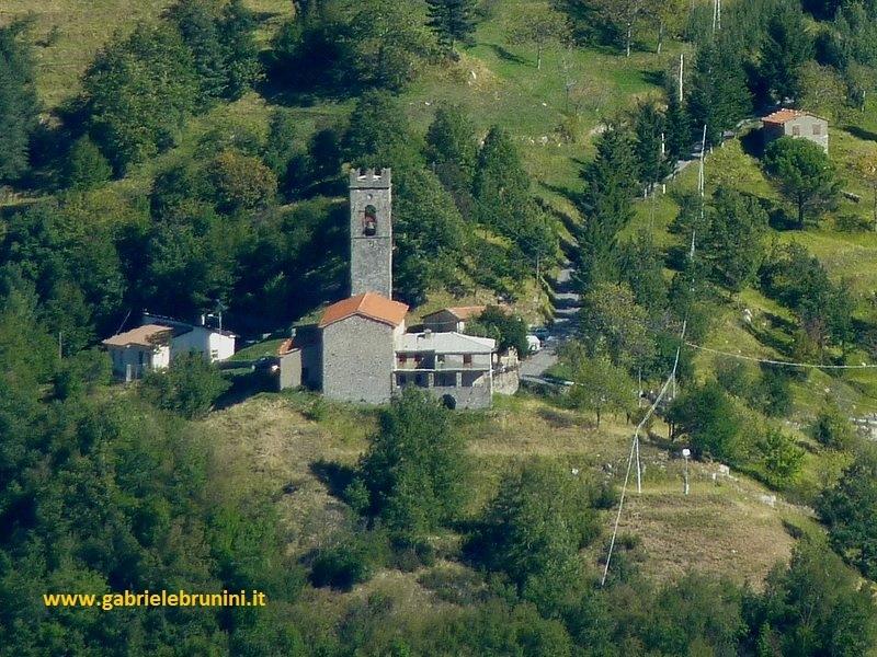 Incontro della Misericordia a Palagnana (Stazzema)