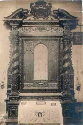 L'Altare della Concezione