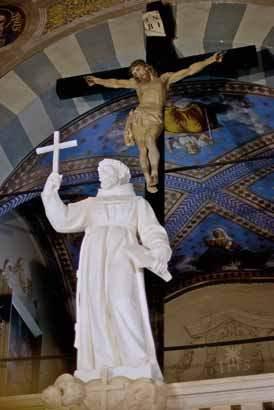 Il San Francesco di marmo