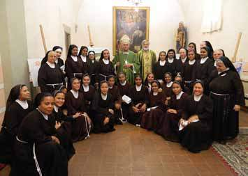 2011 Le Figlie di San Francesco nel 400° di Fondazione