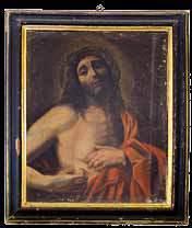 Cristo che mostra il costato sec. XVII