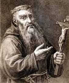 Padre Carlo da Motrone cappuccino