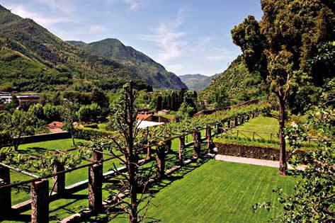 Il giardino del convento
