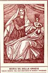 La Madonna dei Ferri