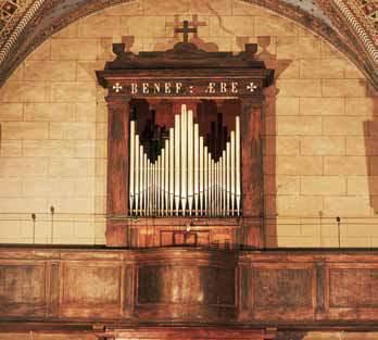 L'organo Agati-Tronci