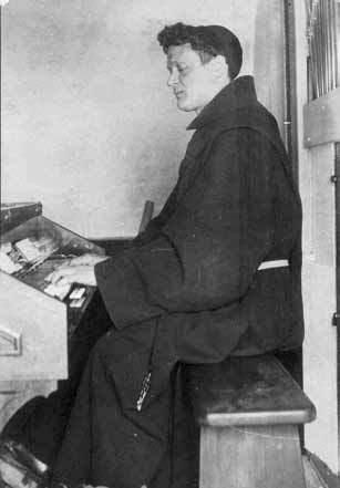 """Il """"musico Padre Antonio Baroni"""