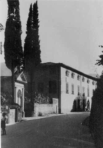 Il Monastero delle Teresiane del Borgo