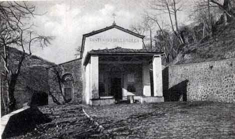Il Santuario della Madonna delle Solca