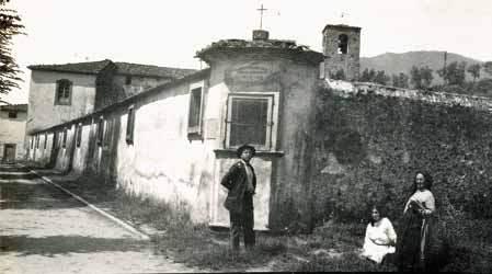 La MAdonnina e il viale della Via Crucis