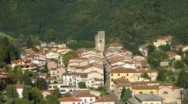 Il paese di Borgo a Mozzano